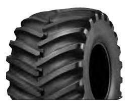 Logger Lug III Flotation HF-4 Tires